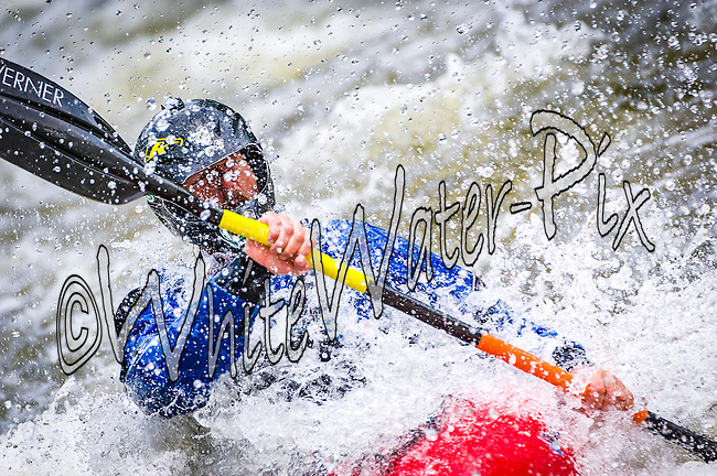Nova Guides crashing Bob's Bridge & Edwards Mile Rapids while running the Upper Eagle River from Eagle-Vail to Edwards on the afternoon of June 23, 2015.