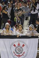 SAO PAULO, SP, 09 FEVEREIRO 2013 - CARNAVAL SP - Publico durante o segundo dia do Grupo Especial no Sambódromo do Anhembi na região norte da capital paulista, nesta sabado, 09. (FOTO: WILLIAM VOLCOV / BRAZIL PHOTO PRESS).