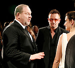 Harvey Weinstein &amp; Bono &amp; Penelope Cruz<br /> attending the screening and the Chopard after party for &quot;Vicky Christine Barcelona&quot;Vicky Christine Barcelona&quot;<br /> May 17, 2008