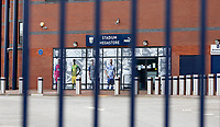11th May 2020, West Bromwich Albion, Midlands, United Kingdom; West Bromwich Albion stadium stands deserted due to the lock-down due to the Covid-19 Pandemic