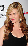 HOLLYWOOD, CA - APRIL 25: Sara Rue attends The Hooray for Hollygrove event held at The Hollywood Museum on April 25, 2012 in Hollywood, California.