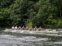 Henley Royal Regatta, Henley on Thames, Oxfordshire, 28 June - 2 July 2017.  Wednesday  09:41:50   28/06/2017  [Mandatory Credit/Intersport Images]<br /> <br /> Rowing, Henley Reach, Henley Royal Regatta.<br /> <br /> The Temple Challenge Cup<br />  Yale University, U.S.A.