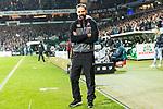 12.03.2018, Weserstadion, Bremen, GER, 1.FBL, SV Werder Bremen vs 1. FC Koeln<br /> <br /> im Bild<br /> Stefan Ruthenbeck (Trainer 1. FC Koeln), <br /> <br /> Foto &copy; nordphoto / Ewert