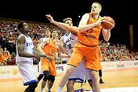 GRONINGEN - Basketbal, Nederland - Italie, WK kwalificatie 2019, Martiniplaza, 01-07-2018 Roeland Schaftenaar