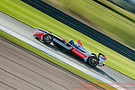 23 Nick Heidfeld (DEU)  Mahindra Racing Formula E Team FormulaE Test Day Donnington Park  10th August 2015<br /> <br /> Photo:  - Richard Washbrooke Photography
