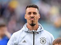 FUSSBALL FIFA Confed Cup 2017 Vorrunde in Sotchi 19.06.2017  Australien - Deutschland  Sandro WAGNER (Deutschland)