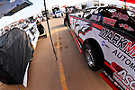 May 22, 2014; 4:45:53 PM; Wheatland, Mo., USA; The  Lucas Oil Late Model Dirt Series running the 22nd Annual Lucas Oil Show-Me 100 Presented by ProtectTheHarvest.com.  Mandatory Credit: (thesportswire.net)