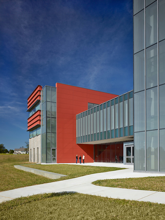 Towson University NE Campus Academic Center Towson University Northeast Academic Center | ikon.5 architects