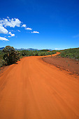 Piste du Sud, région de Prony, Nouvelle-Calédonie