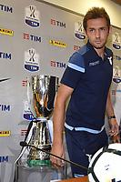Roma 12-08-2017 Stadio Olimpico <br /> Conferenza Stampa Supercoppa Italiana 2017/2018 <br /> Press Conference Italian Super Cup <br /> Foto Andrea Staccioli Insidefoto