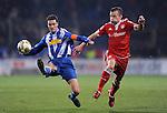 Fussball, 1. Bundesliga 2009/2010: VFL Bochum - FC Bayern Muenchen
