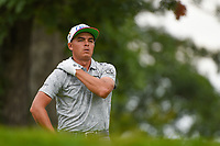 Rickie Fowler (USA) looks over his tee shot on 6 during Rd3 of the 2019 BMW Championship, Medinah Golf Club, Chicago, Illinois, USA. 8/17/2019.<br /> Picture Ken Murray / Golffile.ie<br /> <br /> All photo usage must carry mandatory copyright credit (© Golffile   Ken Murray)