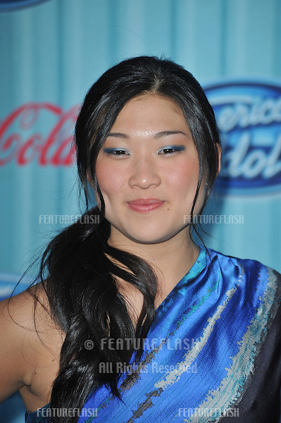 """Glee"" star Jenna Ushkowitz at the American Idol Final 13 Party at Area Nightclub, West Hollywood..March 5, 2009  Los Angeles, CA.Picture: Paul Smith / Featureflash"