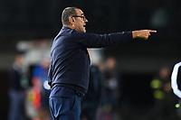 Maurizio Sarri coach of Juventus <br /> Brescia 24-09-2019 Stadio Rigamonti<br /> Football Serie A 2019/2020 Brescia - Juventus  <br /> Photo Matteo Gribaudi / Image Sport / Insidefoto
