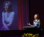 Donna Murphy during the Celebrate the Life of Marin Mazzie Memorial Service at the Gershwin Theatre on October 25, 2018 in New York City.