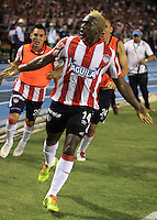 Atletico Junior vs. Atletico Nacional, Final Ida Liga Postobón I 2014 , 18-05-2014