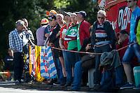 2016 La Fleche Wallonne<br /> Huy, Belgium<br /> 20 April 2016<br /> Ambience