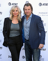 04 January 2019 - Palm Springs, California - Eileen Davidson, Vincent Van Patten. Variety 2019 Creative Impact Awards and 10 Directors to Watch held at the Parker Palm Springs during the 30th Annual Palm Springs International Film Festival. Photo Credit: Faye Sadou/AdMedia