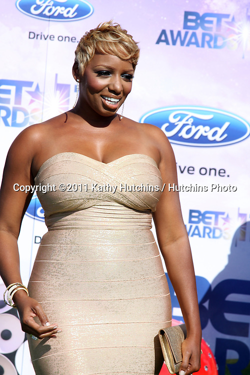 LOS ANGELES - JUN 26:  NeNe Leakes arriving at the 11th Annual BET Awards at Shrine Auditorium on June 26, 2004 in Los Angeles, CA