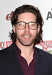 James Barbour sporting a pair of signature 'Ralphie' specs at the Broadway Opening Night Performance for 'A Christmas Story - The Musical'  at the Lunt Fontanne Theatre in New York City on 11/19/2012.