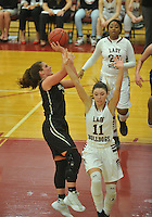 NWA Democrat-Gazette/MICHAEL WOODS &bull; @NWAMICHAELW<br /> Bentonville High School vs Springdale High School February 16, 2016 at Springdale High School.