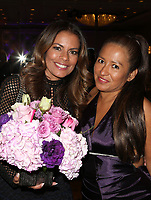 LOS ANGELES, CA - NOVEMBER 8: Lisa Vidal, Guest, at the Eva Longoria Foundation Dinner Gala honoring Zoe Saldana and Gina Rodriguez at The Four Seasons Beverly Hills in Los Angeles, California on November 8, 2018. Credit: Faye Sadou/MediaPunch
