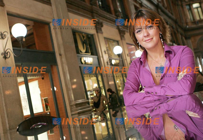 Roma 2008-11-07 Un caffe con l onorevole Beatrice Lorenzin.Photo Serena Cremaschi Insidefoto