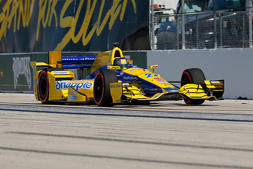 27-29 March, 2015, St Petersburg, Florida USA<br /> Marco Andretti<br /> ©2015, Russell LaBounty<br /> LAT Photo USA