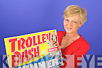 DASH: Mary Greaney from Tournageehy, Listowel, who was this week's winner of the Trolley Dash