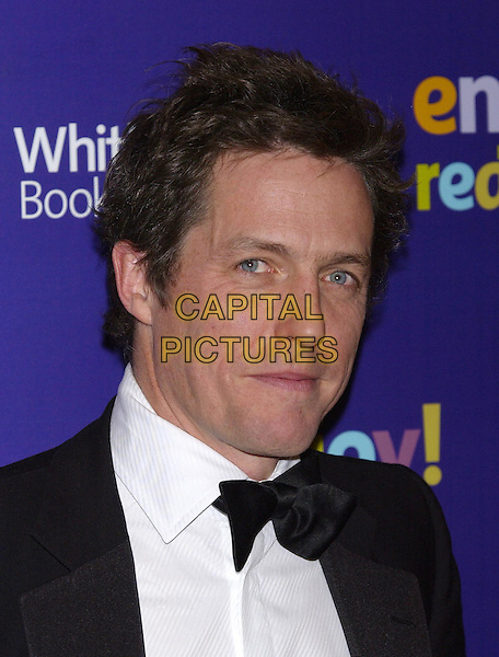 HUGH GRANT.Whitbread Book of the Year Award 2004, The Brewery, Chiswell Street, London, January 25th 2005..portrait headshot.Ref: PL.www.capitalpictures.com.sales@capitalpictures.com.©Capital Pictures.