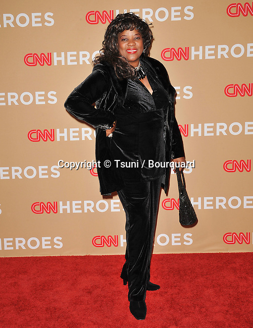 Loretta Devine  - CNN Heroes An All Star Tribute at the Shrine Auditorium in Los Angeles.