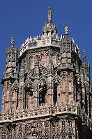 Europe/France/Auvergne/12/Aveyron/Rodez: La cathédrale Notre-Dame (architecture gothique - du XIIIème au XVIème siècle)