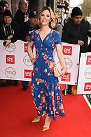 Emelia Fox<br /> arriving for theTRIC Awards 2020 at the Grosvenor House Hotel, London.<br /> <br /> ©Ash Knotek  D3561 10/03/2020
