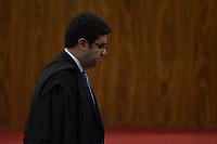 BRASÍLIA, DF, 04.04.2017 – JULGAMENTO-CHAPA DILMA/TEMER – Advogado de defesa, Gustavo Guedes durante o julgamento da Chapa Dilma/Temer no TSE em Brasília na manhã desta terça-feira, 04. (Foto: Ricardo Botelho/Brazil Photo Press)
