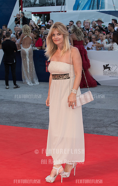 Nastassja Kinski at the premiere of Blood Of My Blood at the 2015 Venice Film Festival.<br /> September 8, 2015  Venice, Italy<br /> Picture: Kristina Afanasyeva / Featureflash
