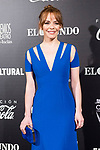 Maria Adanez attends to the photocall of the ceremony of the Vallen Inclan award at Teatro Real in Madrid, Spain. March 27, 2017. (ALTERPHOTOS/BorjaB.Hojas)