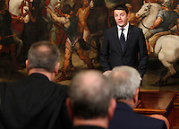 20140228 ROMA-POLITICA: GIURAMENTO DEI NUOVI SOTTOSEGRETARI