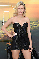 "LONDON, UK. July 30, 2019: Lottie Moss at the UK premiere for ""Once Upon A Time In Hollywood"" in Leicester Square, London.<br /> Picture: Steve Vas/Featureflash"