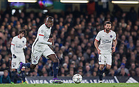 Blaise Matuidi of Paris Saint-Germain in action during the UEFA Champions League Round of 16 2nd leg match between Chelsea and PSG at Stamford Bridge, London, England on 9 March 2016. Photo by Andy Rowland.