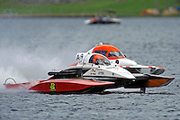"Andrew Tate, A-25 ""Fat Chance"" and Jared Knelleken, A-9(2.5 MOD class hydroplane(s)"