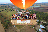 20160429 April 29 Hot Air Balloon Gold Coast