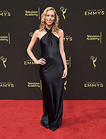 LOS ANGELES - SEPTEMBER 15: Olivia Scott-Webb attends the 2019 Creative Arts Emmy Awards at the Microsoft Theatre LA Live on September 15, 2019 in Los Angeles, California. (Photo by Scott Kirkland/PictureGroup)