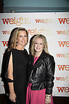 As The World Turns Martha Bryne & Daryn Strauss - Weight: The Series held its premiere party on October 8, 2014 at Galway Pub, New York City, New York. (Photo by Sue Coflin/Max Photos)