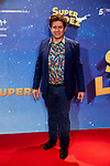 Pedro Casablanc attends to Super Lopez premiere at Capitol cinema in Madrid, Spain. November 21, 2018. (ALTERPHOTOS/A. Perez Meca)