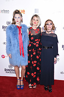 "Hermione Corfield, Alice Eve and Josephine De La Baume<br /> arriving for the World premiere of ""Bees Make Honey"" at the Vue West End, Leicester Square, London<br /> <br /> <br /> ©Ash Knotek  D3314  23/09/2017"