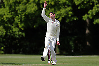 C Griffiths of Brentwood during Brentwood CC vs Wanstead and Snaresbrook CC (batting), Shepherd Neame Essex League Cricket at The Old County Ground on 11th May 2019
