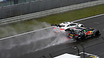 08.09.2017, N&uuml;rburgring, N&uuml;rburg, DTM 2017, 13.Lauf N&uuml;rburgring,08.09.-10.09.2017 , im Bild<br /> Marco Wittmann (DEU#11) BMW Team RMG, Red Bull BMW M4 DTM , Paul Di Resta (GBR#3) Mercedes-AMG Motorsport SILBERPFEIL Energy, Mercedes-AMG C 63 DTM <br /> <br /> Foto &copy; nordphoto / Bratic