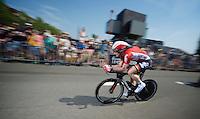Andr&eacute; Greipel (DEU/Lotto-Soudal)<br /> <br /> stage 1 prologue: Utrecht (13.8km)<br /> Tour de France 2015