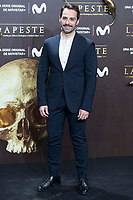 Carlo D'Ursi attends to the premiere of 'La Peste' at Callao Cinemas in Madrid, Spain. January 11, 2018. (ALTERPHOTOS/Borja B.Hojas) /NortePhoto.com NORTEPHOTOMEXICO