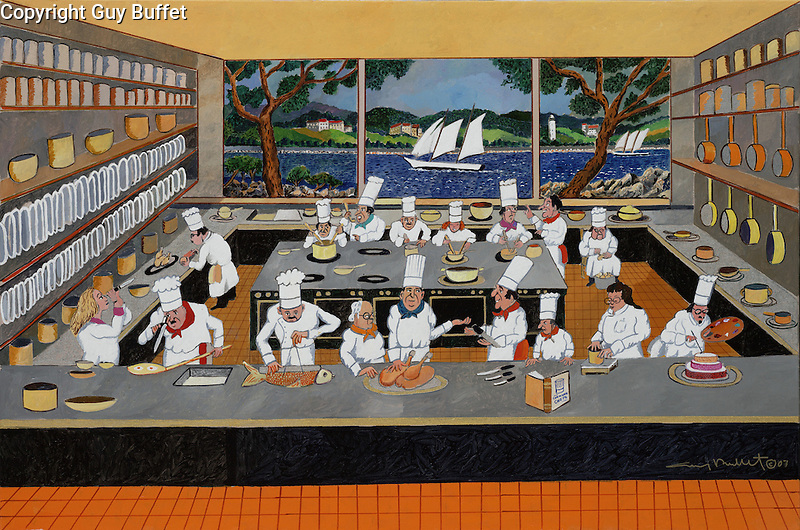 &quot;Creative Cooking by the Sea&quot;<br />